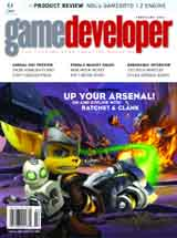 Game Developer Magazine, Feb. 2005